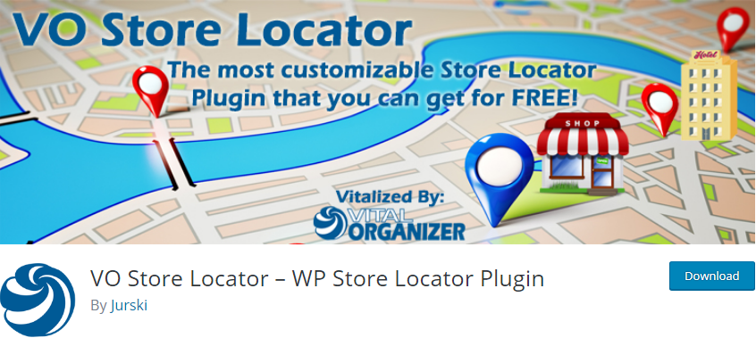 Top 10 Useful Store Locator WordPress plugin For Your Site