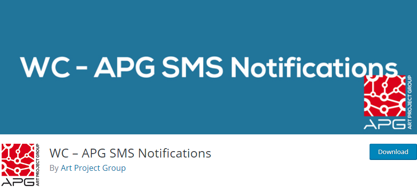 WordPress SMS notification plugin