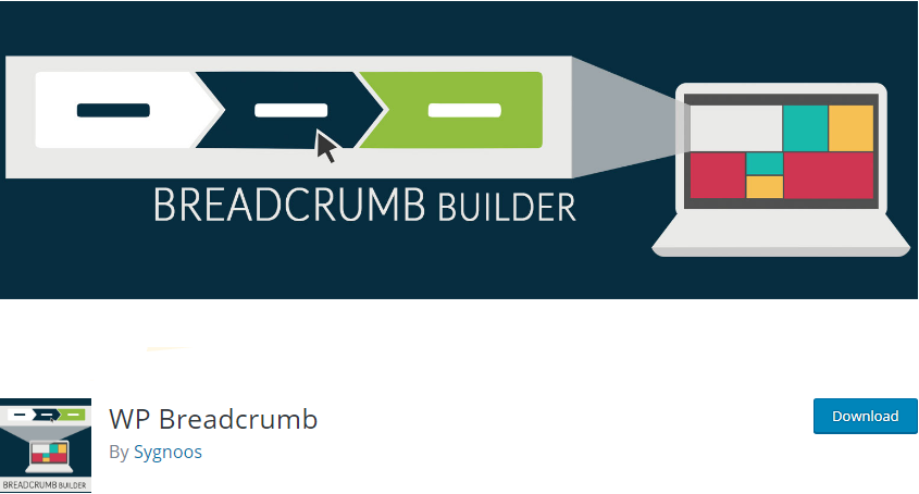 WordPress Breadcrumbs plugin