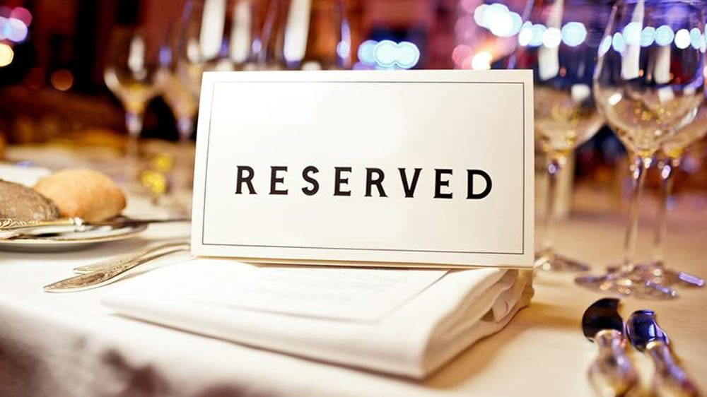 WordPress Table Reservation plugin