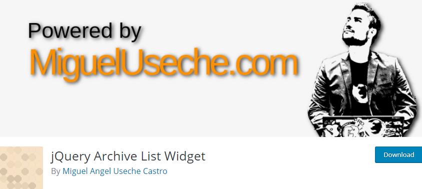 WordPress Archive plugin