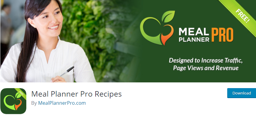 WordPress Recipe plugin