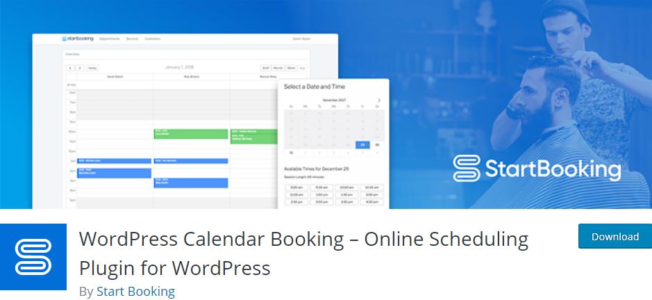 WordPress Schedule plugin
