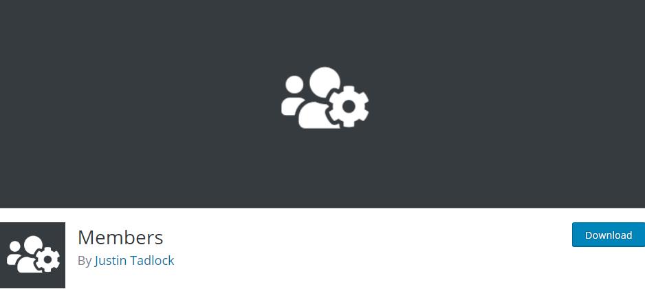 WordPress User Roles plugin