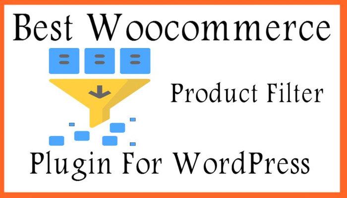 WordPress Filter plugin
