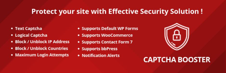 Top 7 Must-have WordPress Captcha Plugin 2021