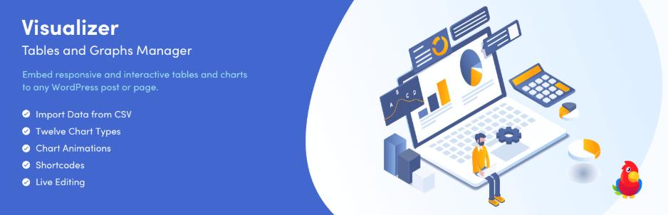 Top 7 Useful WordPress Chart Plugin 2021