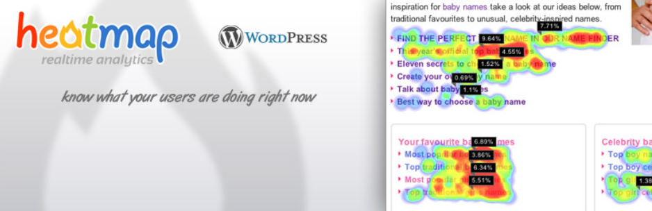Top 7 Amazing WordPress Heatmap Plugin 2021