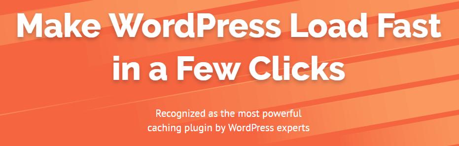 WP Rocket - Best WordPress CSS Plugin 2020