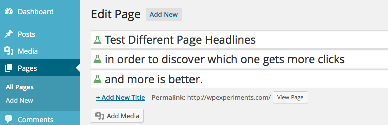 List of 8 Awesome WordPress A/B Testing Plugins In 2021
