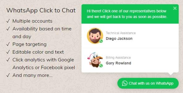 wordpress whatsapp button 2