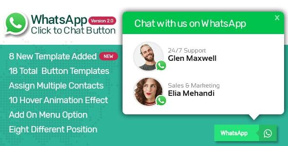 9 Best WordPress WhatsApp Button Plugins In 2021