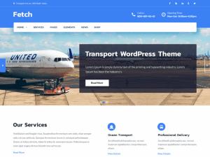 Top 10 WordPress Transportation Theme In 2021