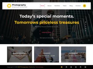 Top 10 WordPress Photography Theme In 2021