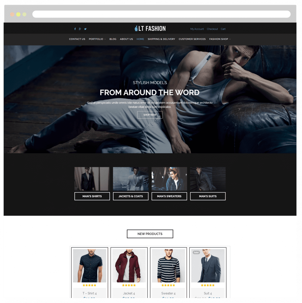 Top 15 Spectacular WordPress Fashion Themes In 2021