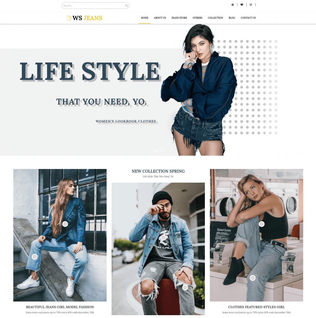 fashion wordpress themes 14