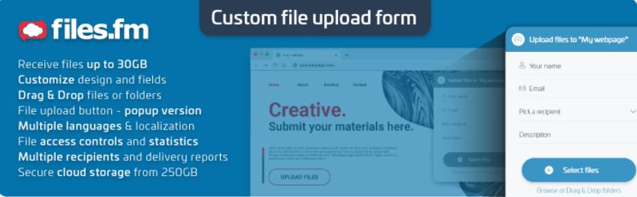 Top Powerful WordPress Upload File Plugin In 2021