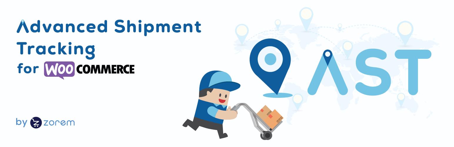 Advanced Shipment Tracking for WooCommerce