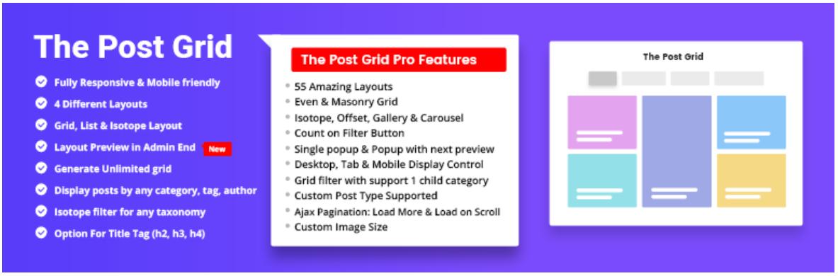 Top 10 Powerful WordPress Grid Plugin In 2021