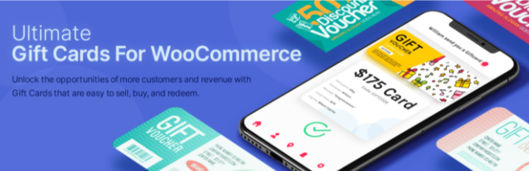 Ultimate Gift Cards For WooCommerce