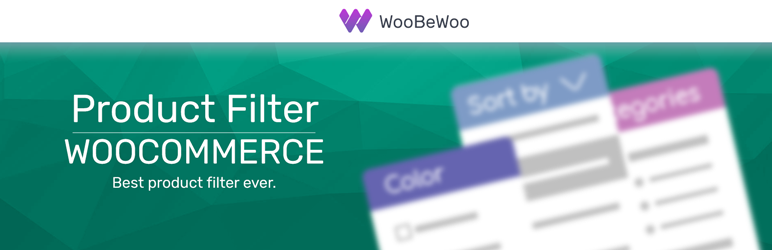 WooCommerce Product Filter by WooBeWoo
