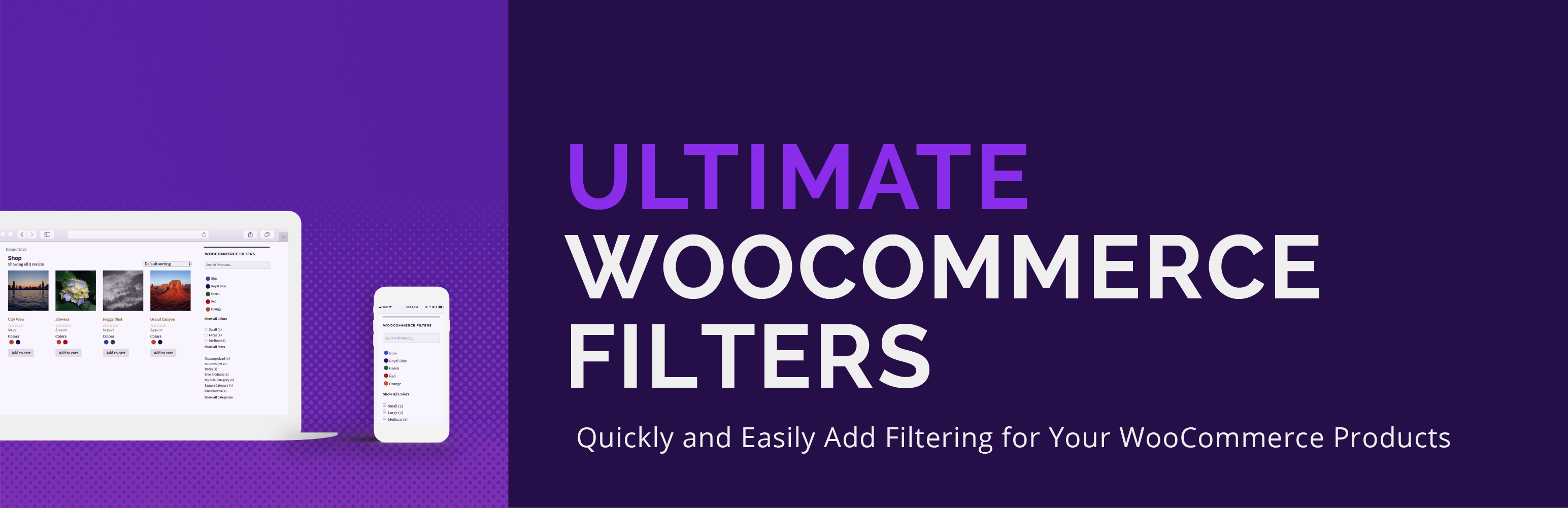 Ultimate WooCommerce Filters