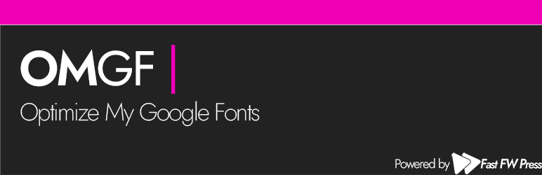 Host Google Fonts Locally