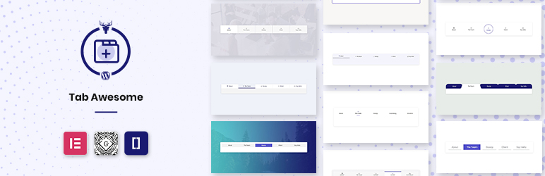 Tabs Awesome