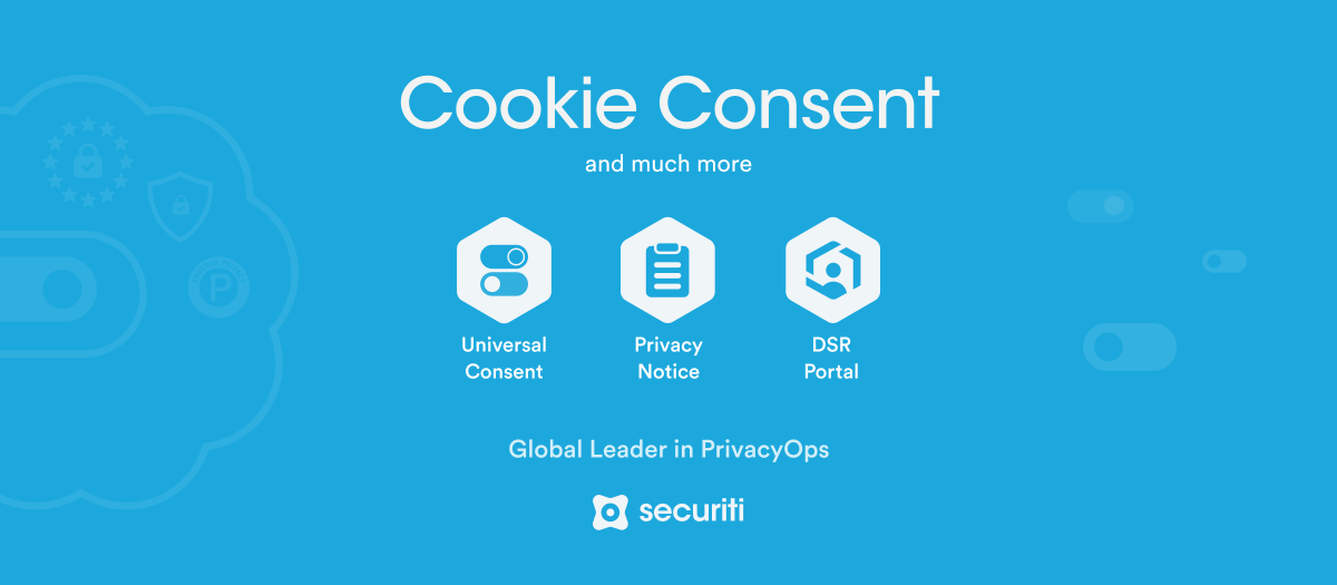GDPR/CCPA Cookie Consent by Securiti