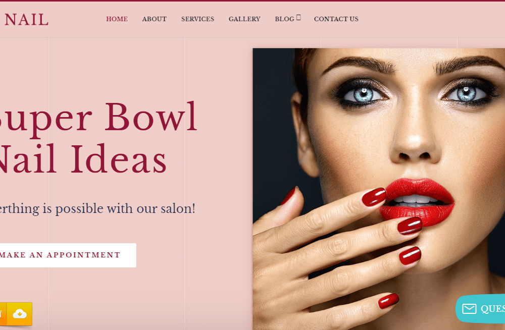 Collection of 20+ WordPress Beauty Salon Theme In 2021