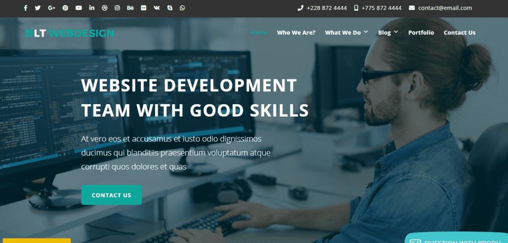 LT Web Design