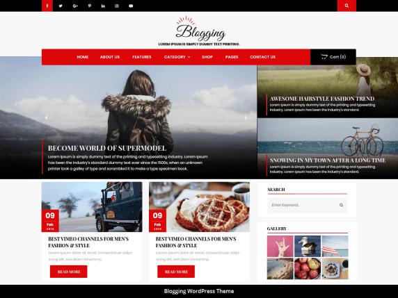 advance blogging