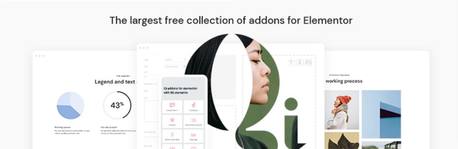 Qi Addons For Elementor