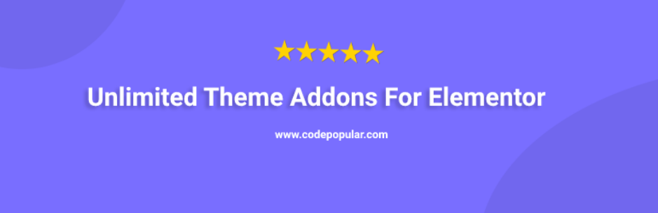 Unlimited Theme Addon For Elementor and WooCommerce