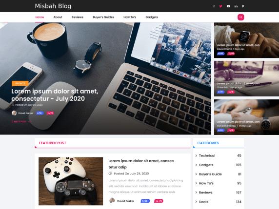 misbah blog