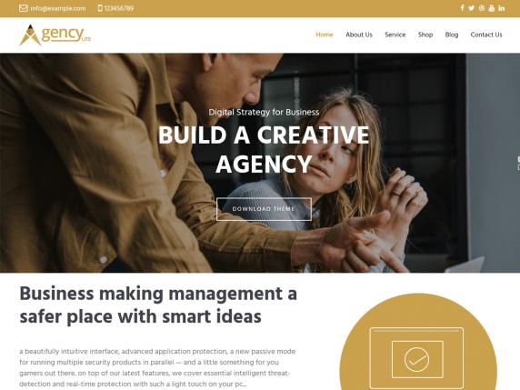 Agency Lite