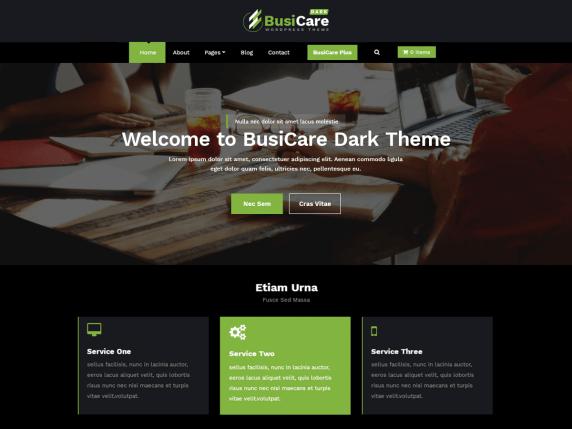 BusiCare Dark