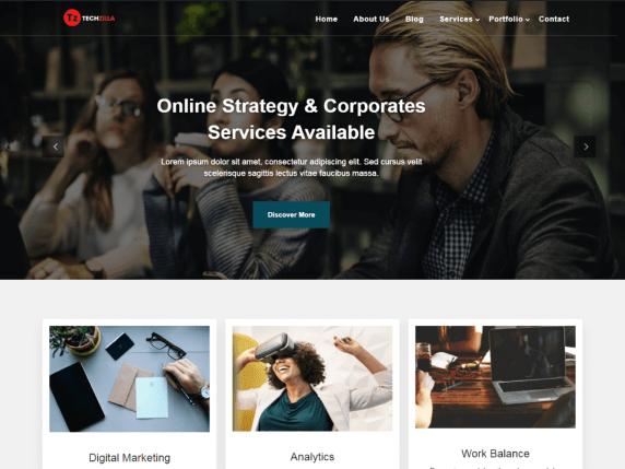 Teczilla Agency