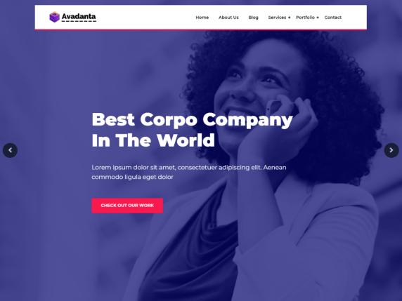 Avadanta Corporate