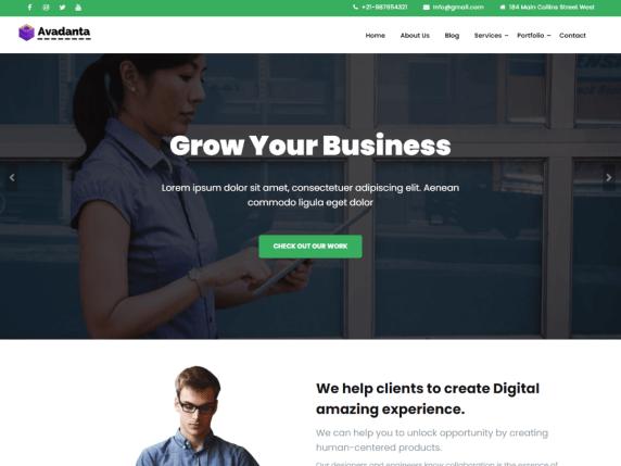 Avadanta Agency