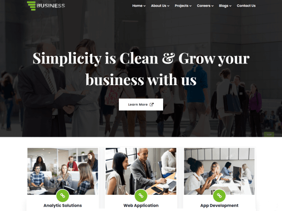 Business Techup