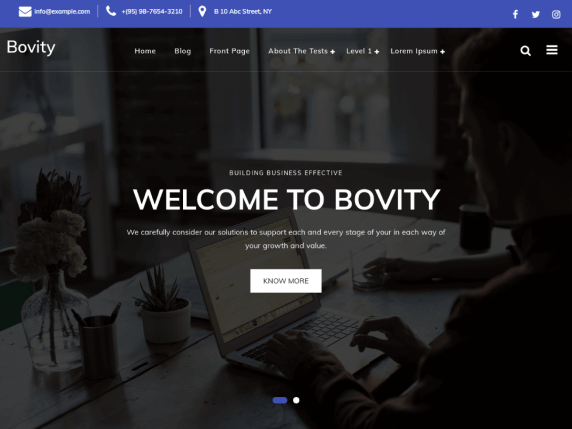 Collection of 50+ Valuable WordPress Agency Themes In 2021