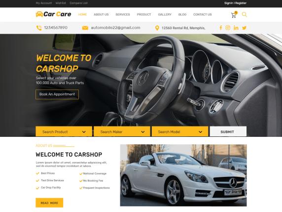 Auto Car Care