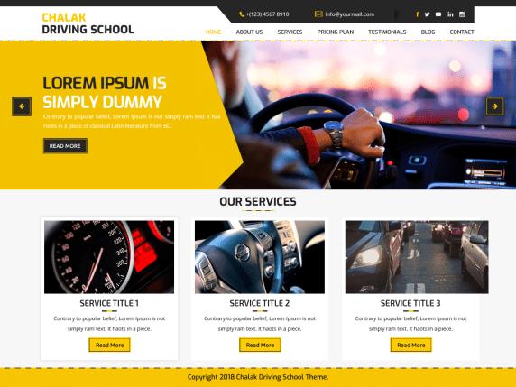 Chalak Driving School