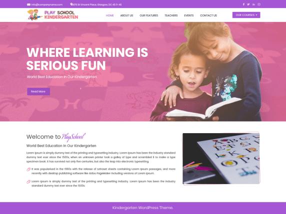 Play School Kindergarten