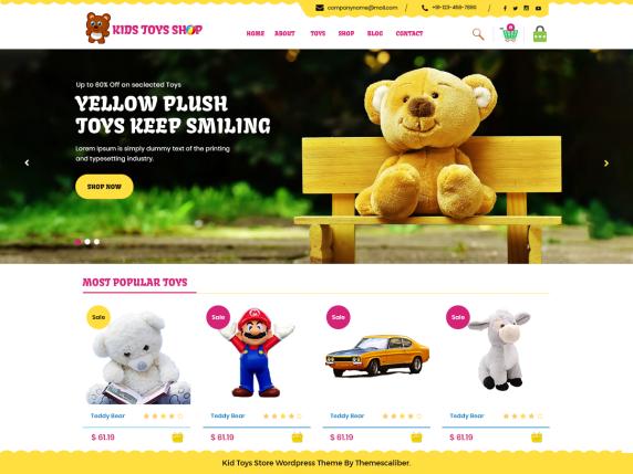 Kid Toys Store