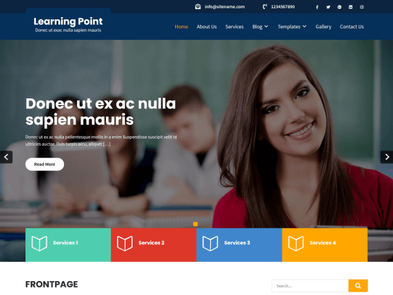 Learning Point Lite