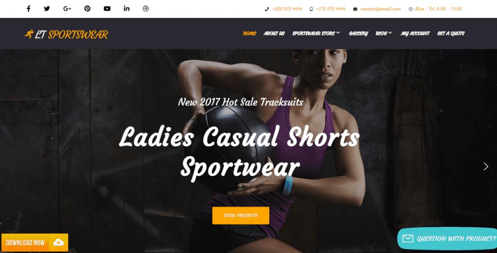 LT Sportswear