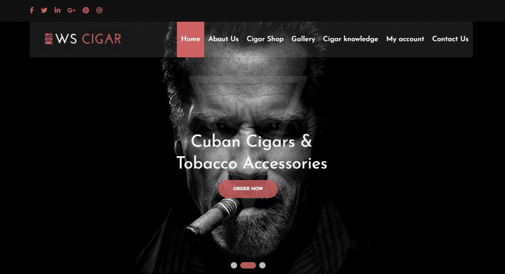WS Cigar