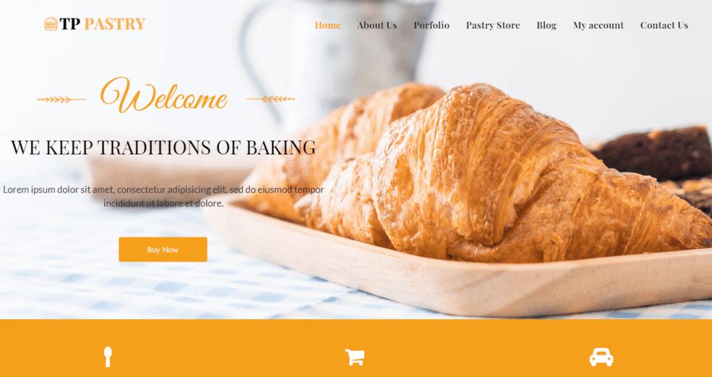 TPG Pastry